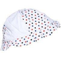 polka dot bonnet by topshop