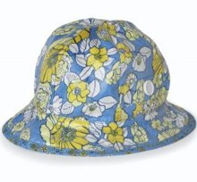 Girl's Molly 'n' Jack Flower Print Bucket Hat