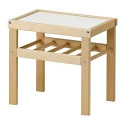 SNIGLAR Bedside table