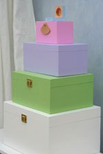Keepsake Boxes by Freya Design