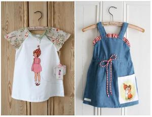 Belle and Boo Dresses