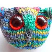 Mini Rainbow Owlet