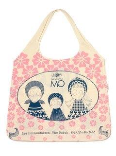 Les Hollandaises madame mo shopping bag