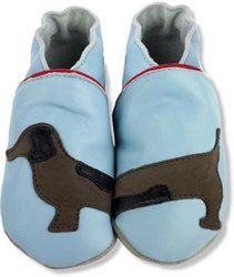 sausage dog shoes by no added sugar