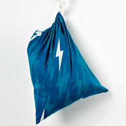 action drawstring bag by kideko
