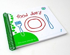 food diary by maxie and teddy