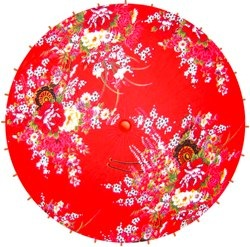 Chinese Flowers Umbrella by Djeco