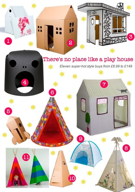 Bambino Goodies Playhouse Guide for Christmas