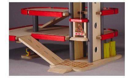 Plan Toys Garage : Hot christmas buy plan toys parking garage