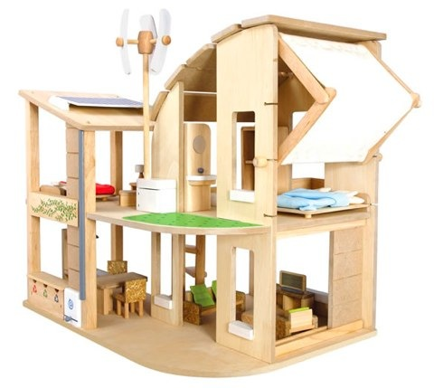plan toys eco dollhouse
