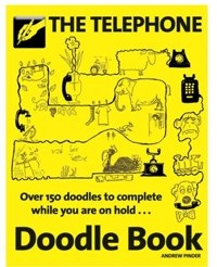 Telephone Doodle book.