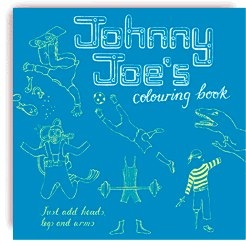 johnny joe's colouring book