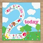 2 today card by showler and showler
