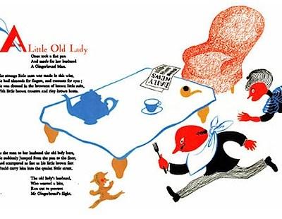 My First Nursery Book by Franciszka Themerson