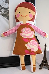 rosa doll by sophie and lilli