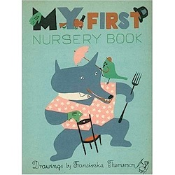 My First Nursery Book (Hardcover) by Franciszka Themerson