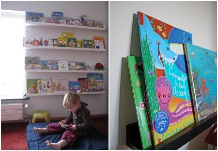 Cheap Gallery Bookshelf