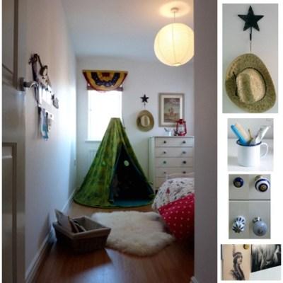 Room Tour: Milo's Wild West Bedroom