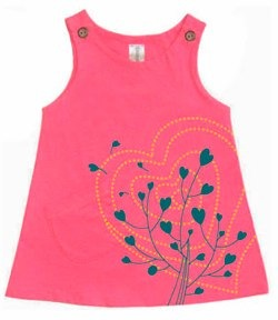 hearts dress by tomat