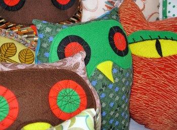 Owls - Handmade to Measure