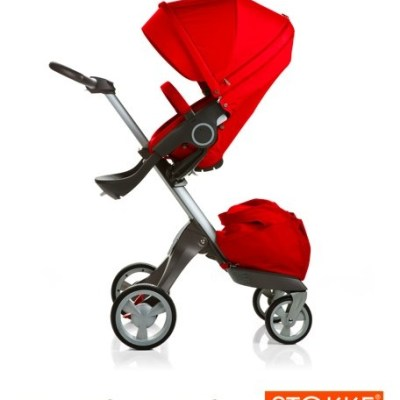 The Pushchair Track: The New Stokke Xplory
