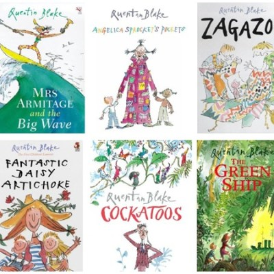 Quentin Blake Zagazoo Collection from Osborne & Little