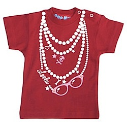 Personalised Necklace Tee