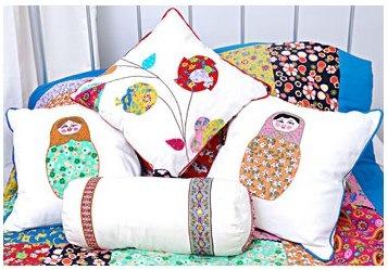 russian dolls bedding