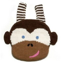 Monkey Backpack by blabla kids