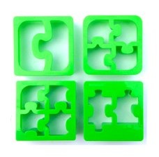 match and munch sandwich cutters by lunch punch