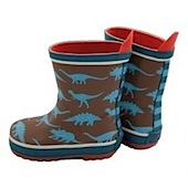 toby tiger dino wellies