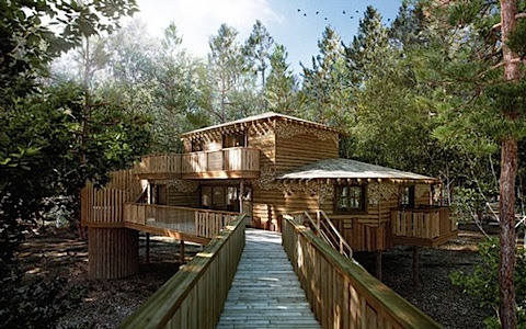 center parcs treehouse
