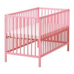 SOMNAT cot pink