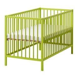 SOMNAT green cot ikea
