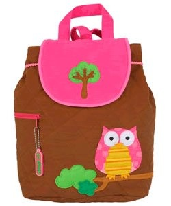 owl backpack by stephen joseph