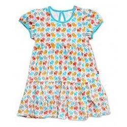 Zutano Lions S/STwirl Dress