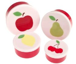 Fruit Snack Pot Lunch Box Set