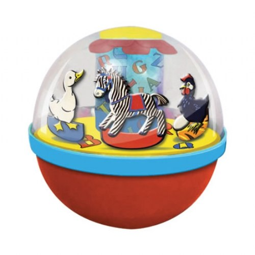 ABC Tin Chime Ball