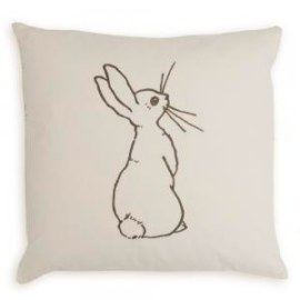 belle & boo 'boo' cushion