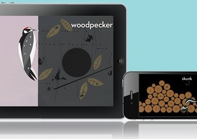 Cool iPhone Apps for Toddlers: Peekaboo Forest