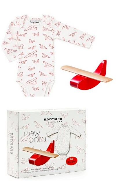 normann copenhagen new born box