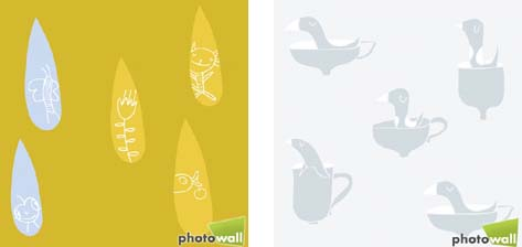 Living in a Droplet and Ducks in Cups wallpaper by Binny Talib