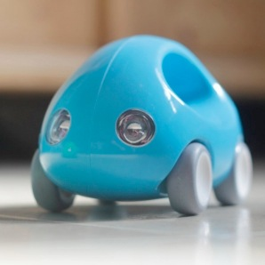 GO CAR BLUE TOYELLA