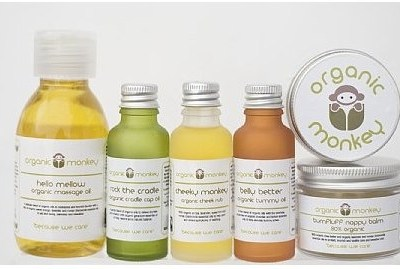 15% off at Organic Monkey