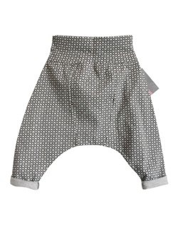 Sarouel Box Gris Cercle trousers No Kidding