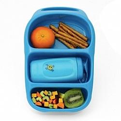 Bynto Goodbyn lunchbox: blue
