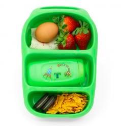 Bynto Goodbyn lunchbox: green