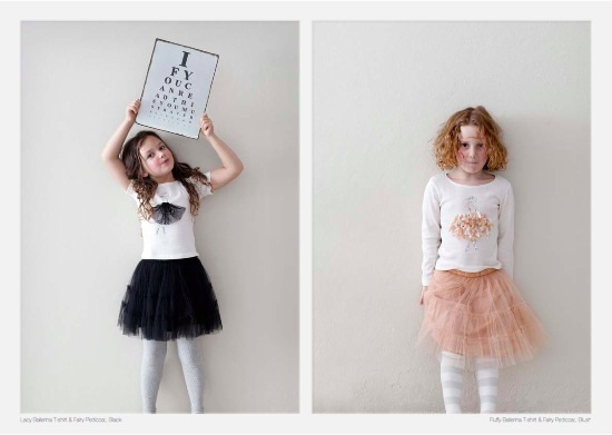 tutu du monde summer 2011 lookbook including black tutu