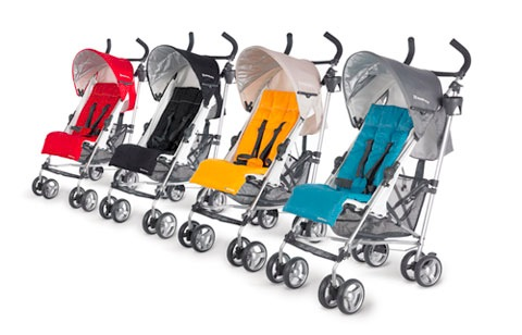 uppababy g:luxe pushchair