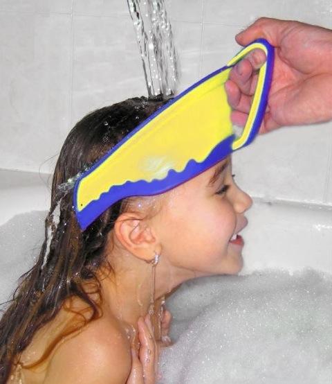 Lil Rinser Hair Rinse Shield